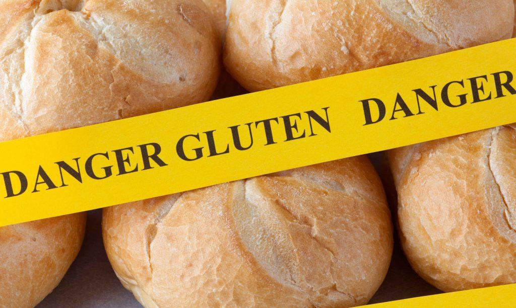 gluten gevaar