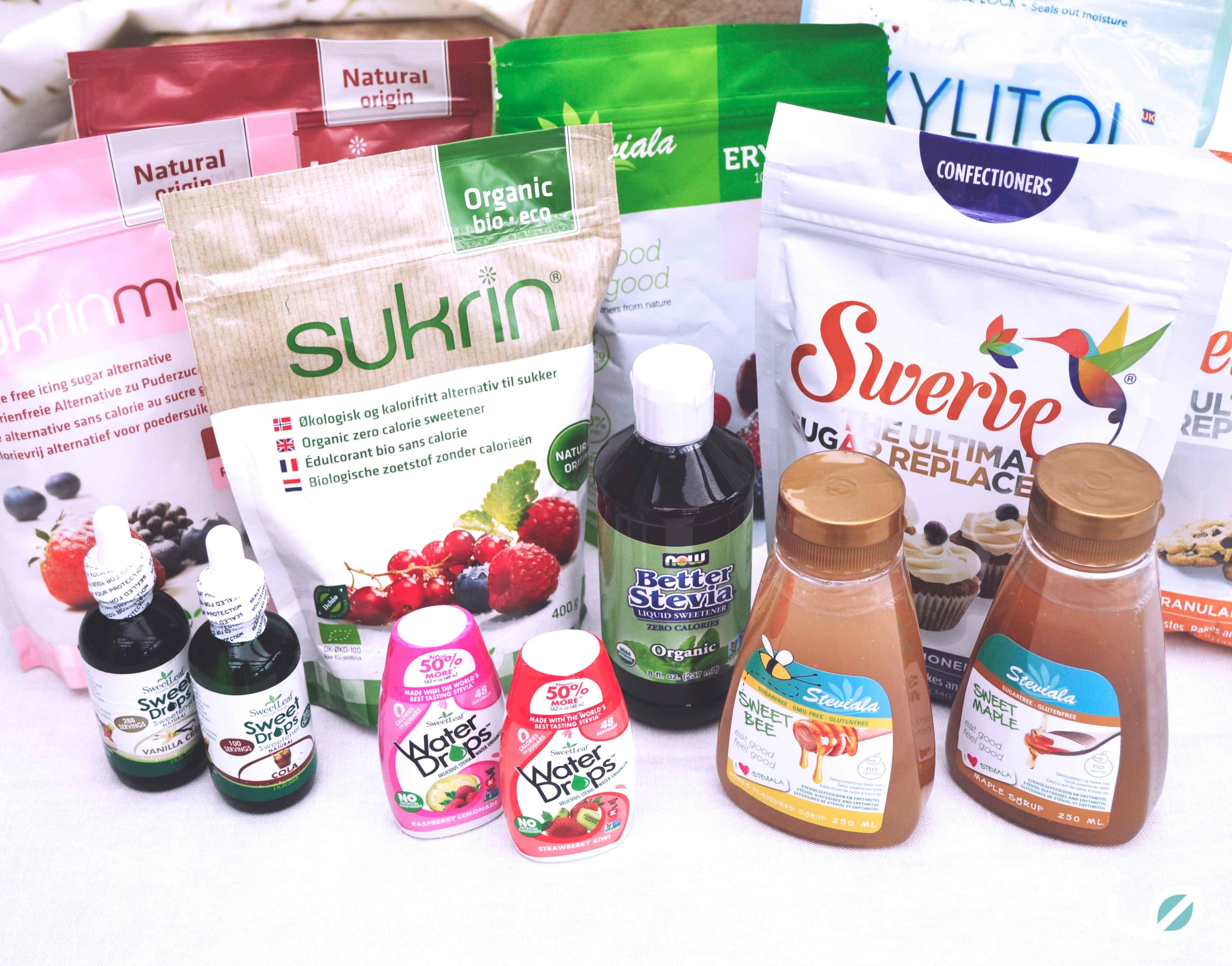 druppels stevia y diabetes