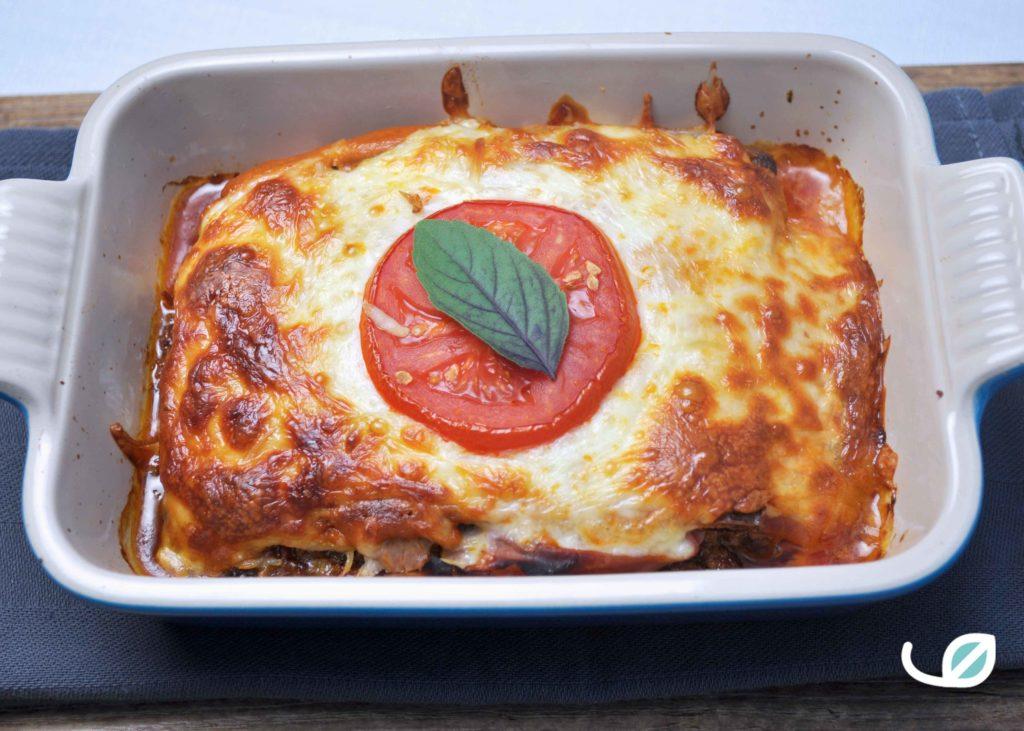 Keto lasagne uit de oven