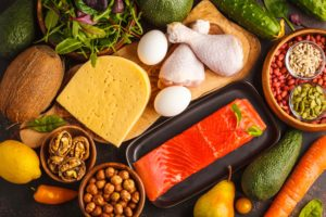 Keto dieet puur en onbewerkt