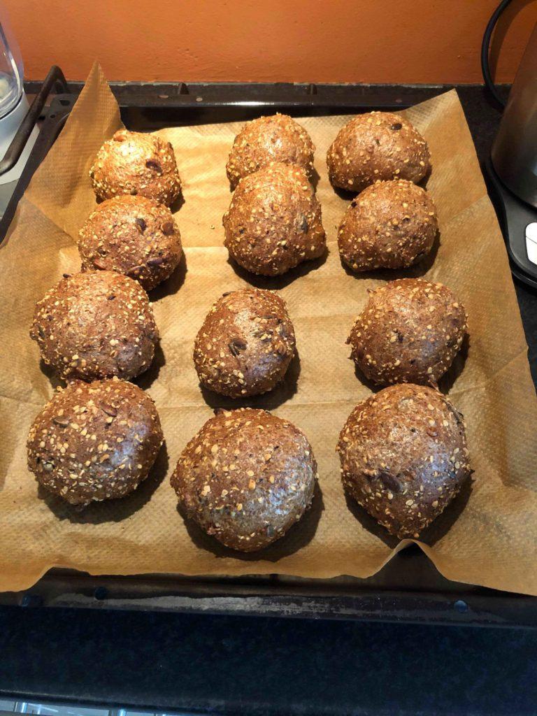 Keto Brunch workshop keto broodjes
