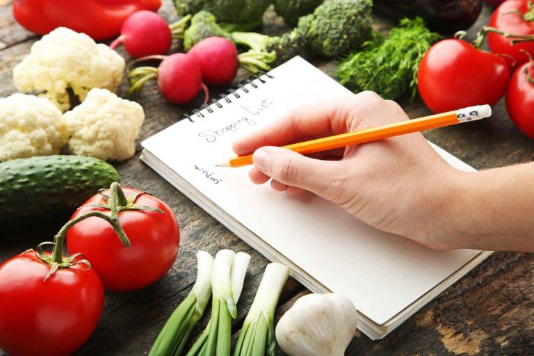Algemene Voorraadlijst voor jouw Keto Keuken