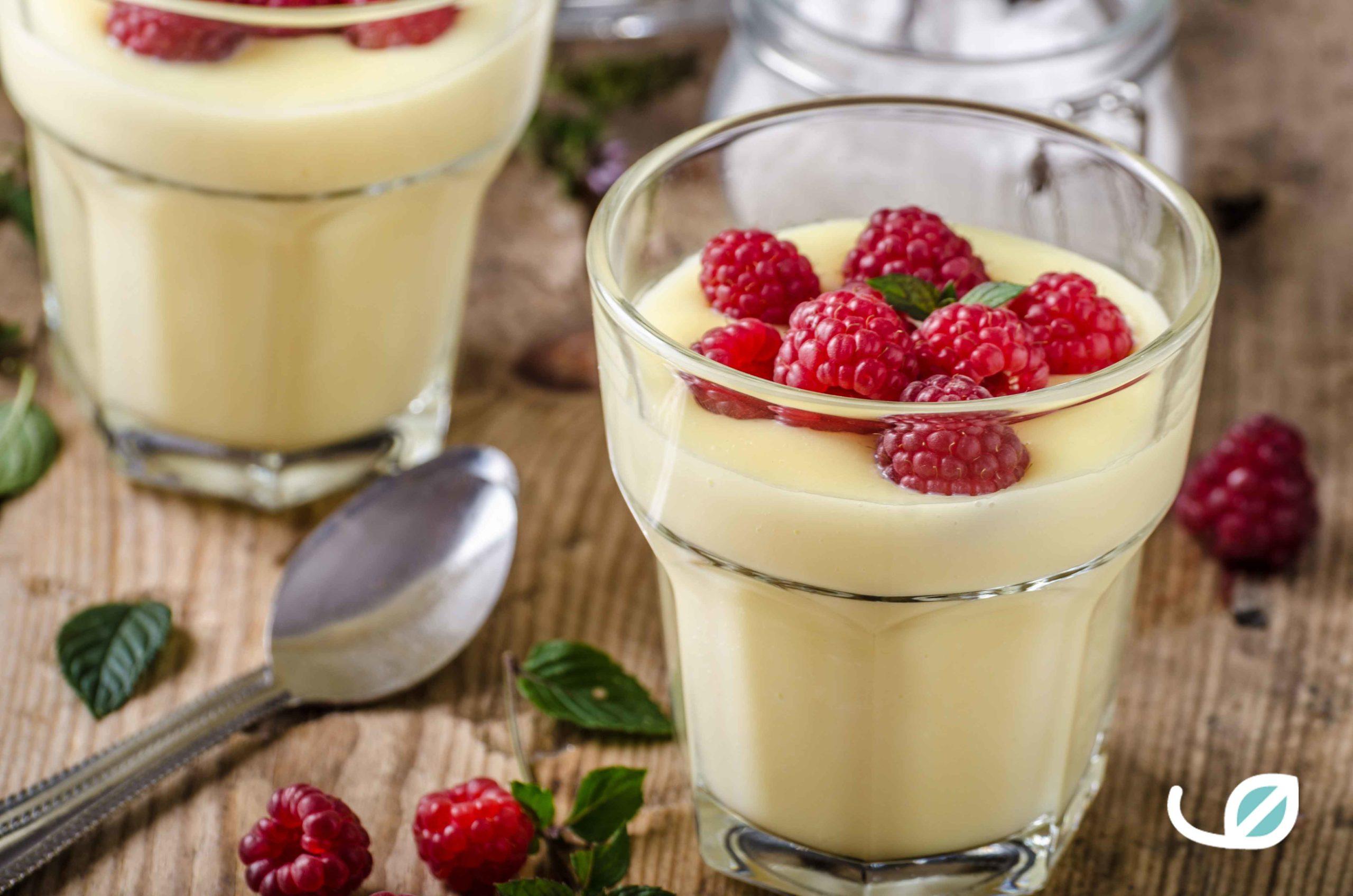 Keto Vanille Pudding recept
