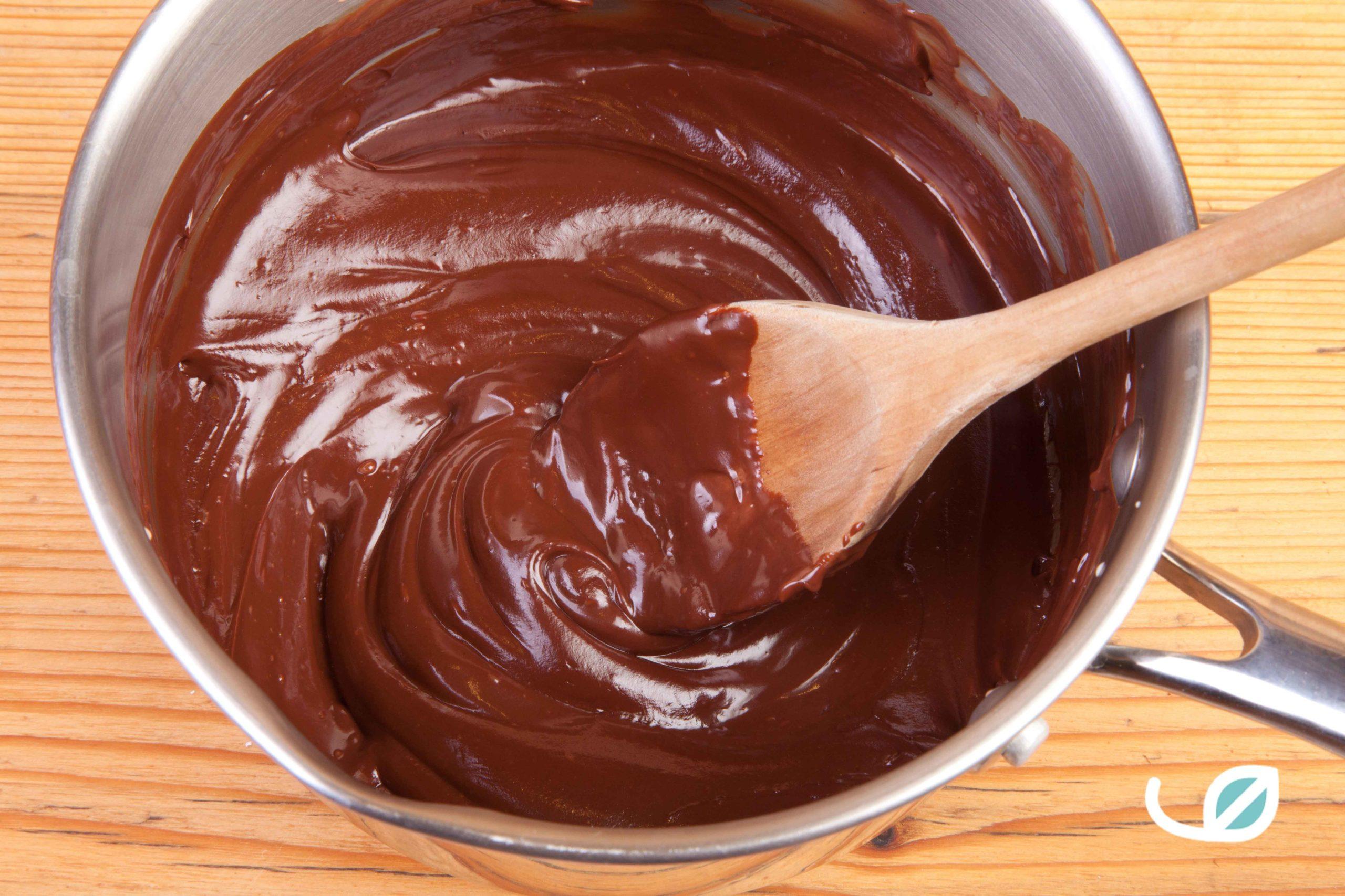 Keto chocolade ganache