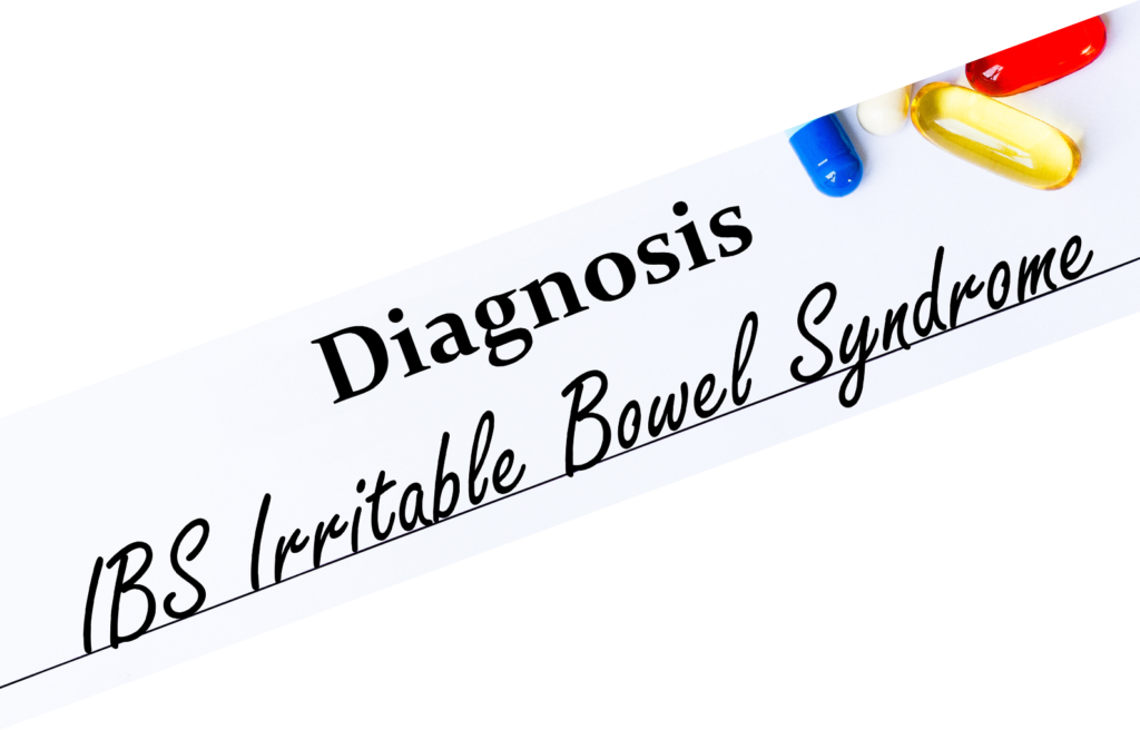 Diagnose IBS prikkelbare darm syndroom PDS