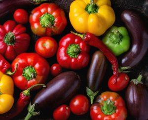 nachtschade planten en groenten