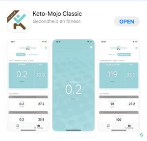 Keto Mojo App