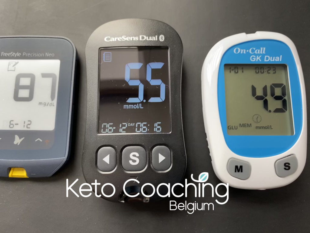 glucose meting abbott precision Care Sens Dual on call GK Dual