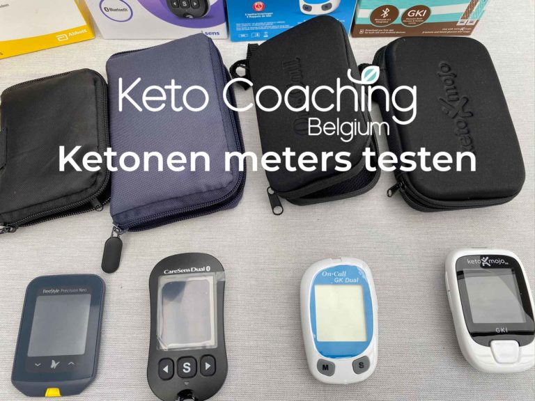Ketone Meters – Test en Review