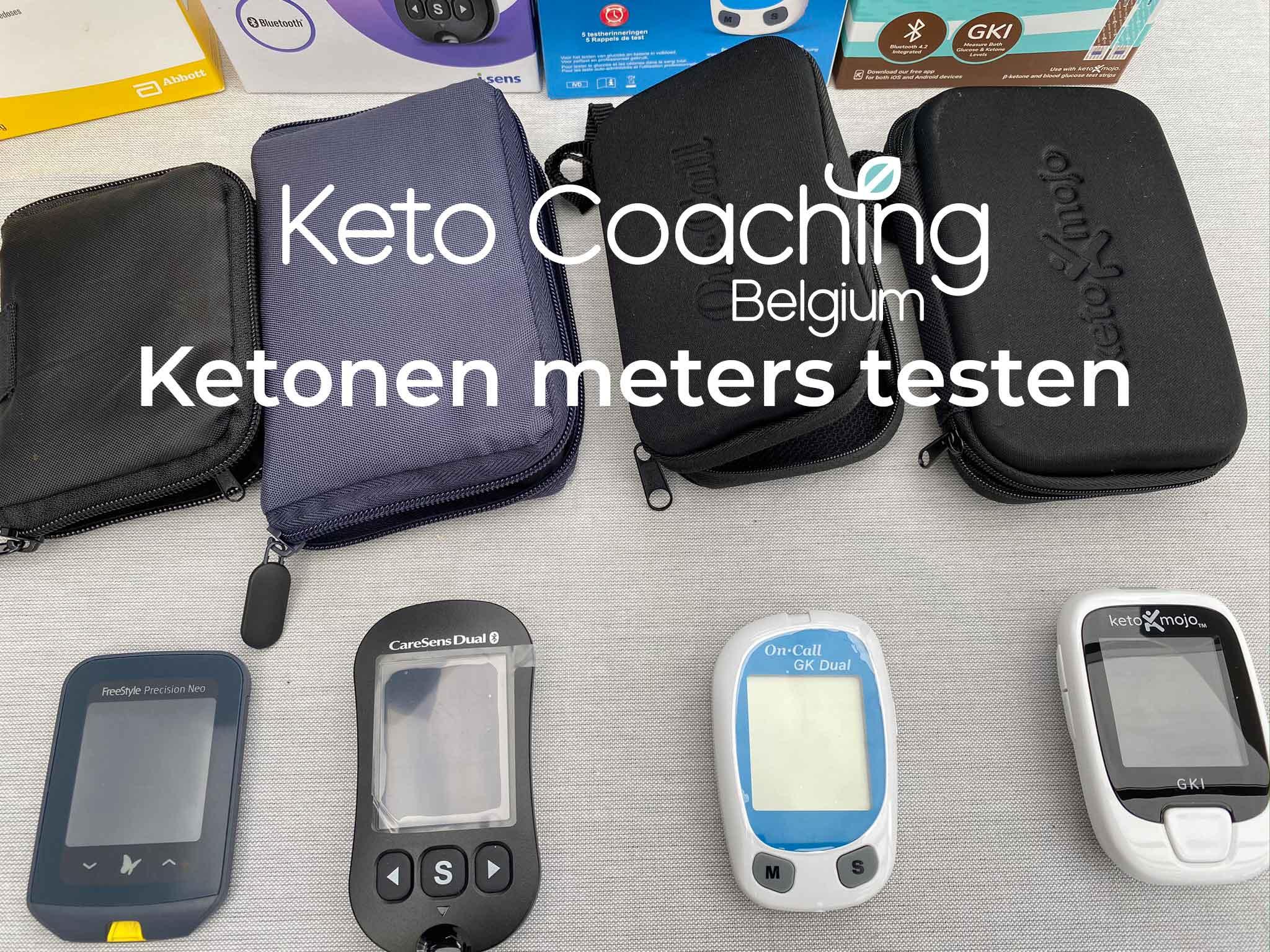 ketonen meters testen
