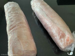 rol varkensvel voor pork rinds