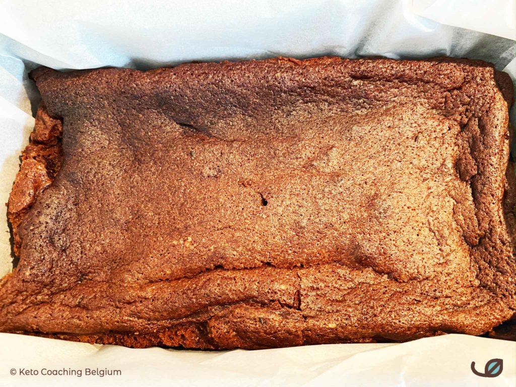 Keto Brownies suikervrij