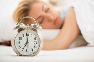 humeur en slaap