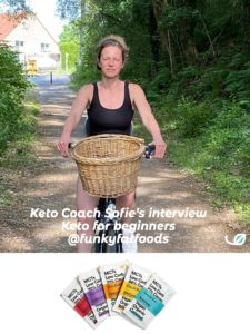 Keto Coach Sofie interview Funkyfatfoods