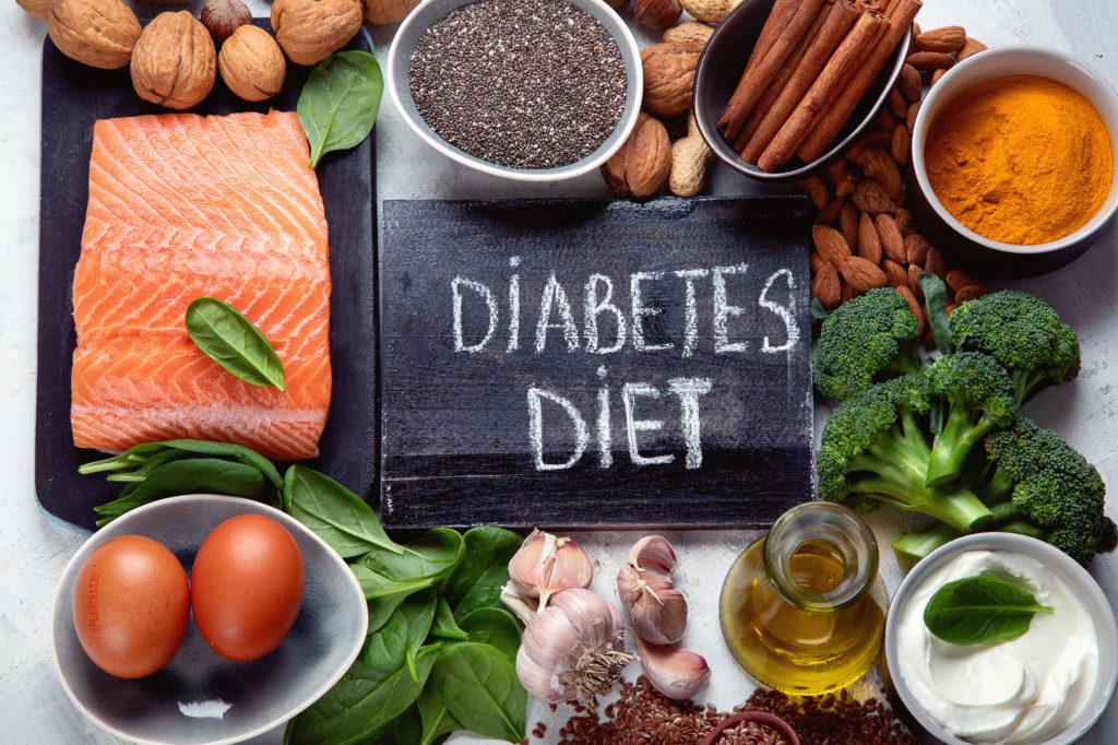 koolhydraatarm en keto dieet voor diabetes