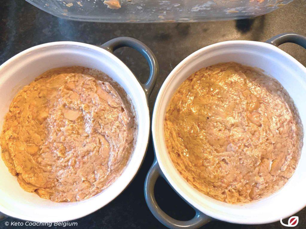 gazenlever in terrine foie gras mi-cuit