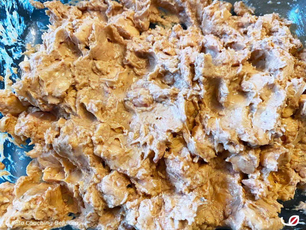 gazenlever voorbereiding voor terrine foie gras mi-cuit
