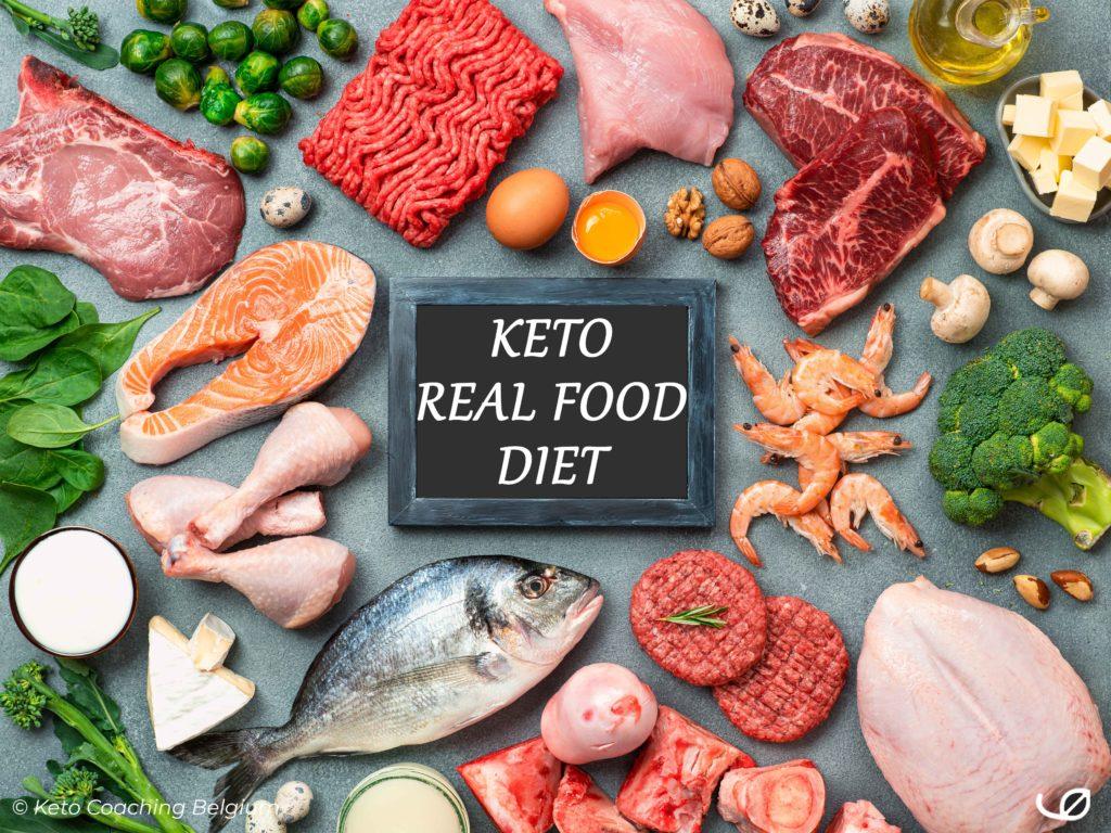 Keto real food diet puur en onbewerkte voeding