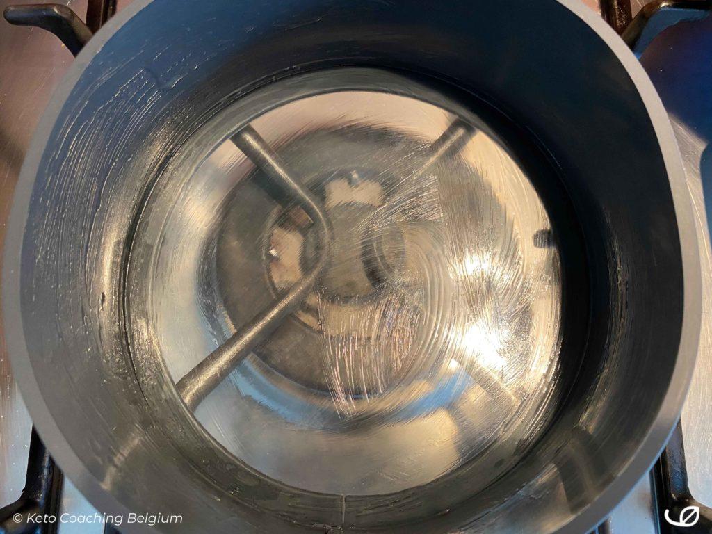 ingevette springvorm Intant Pot