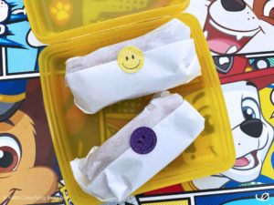 Keto mini amandel ricotta frangipane cakejes koolhydraatarm suikervrij glutenvrij recept kids brooddoos